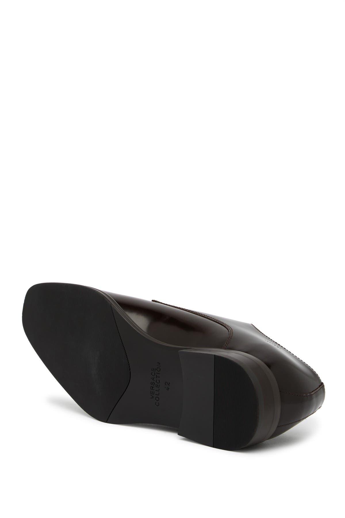 Scarpe Leather Derby Shoe