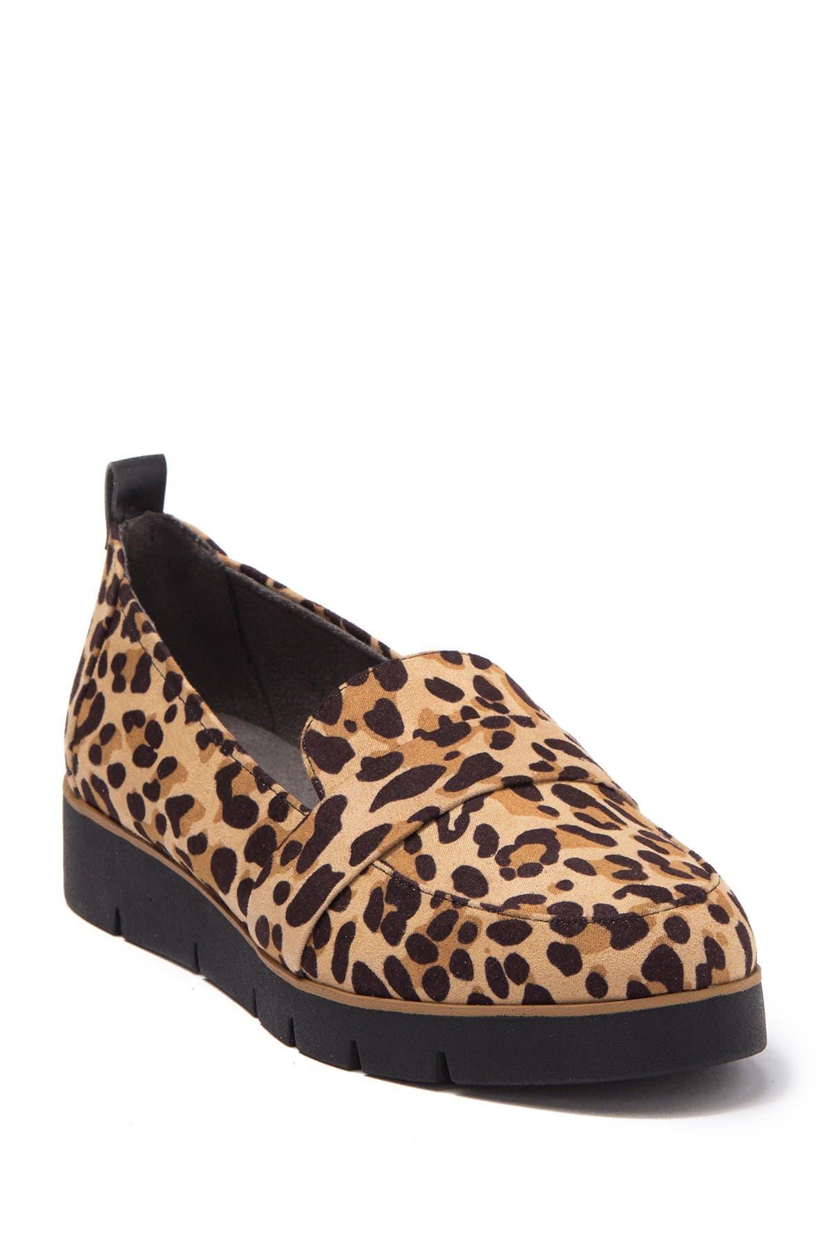 Webster Leopard Print Loafer