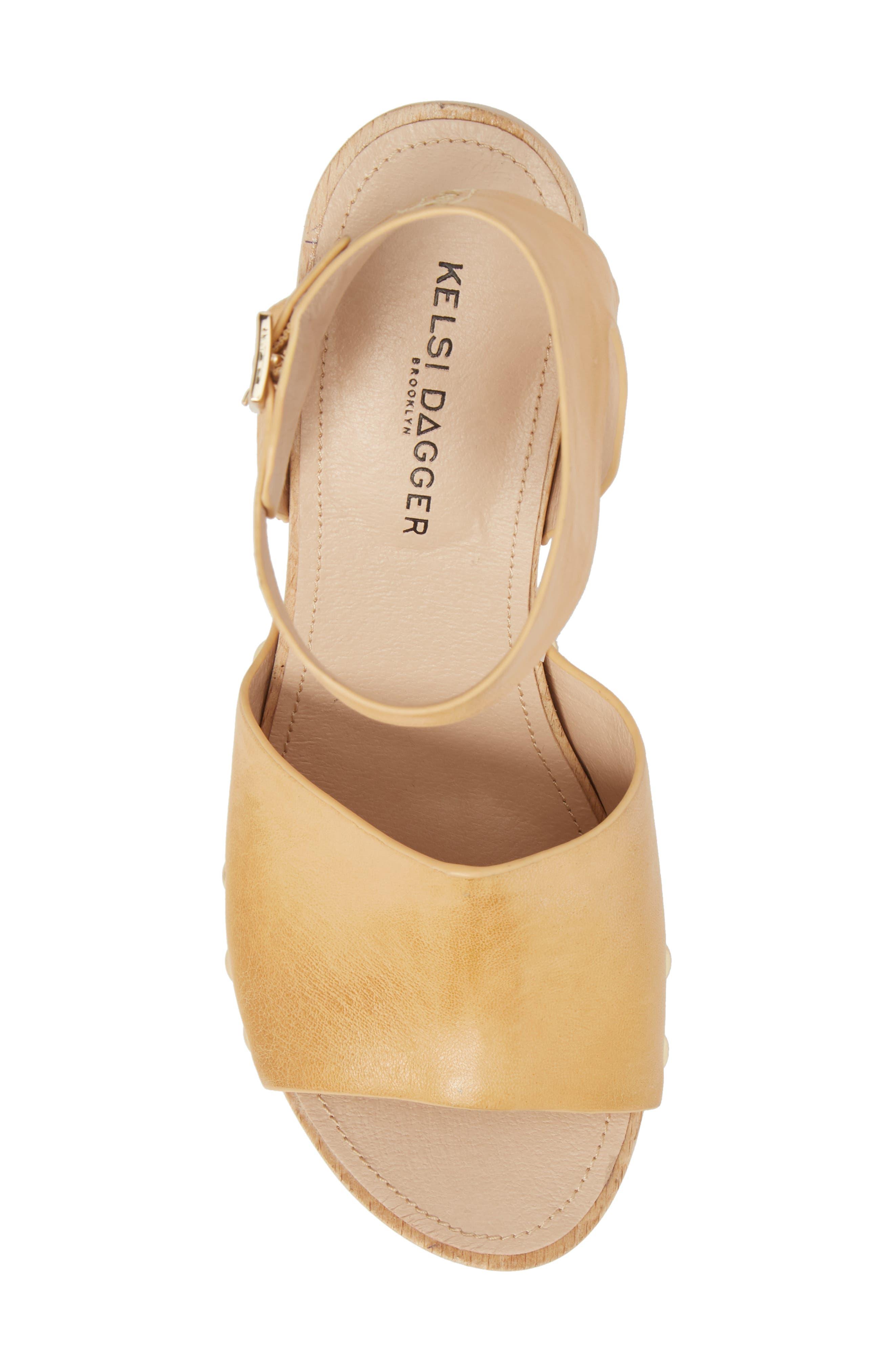 ,                             Farris Platform Sandal,                             Alternate thumbnail 17, color,                             250