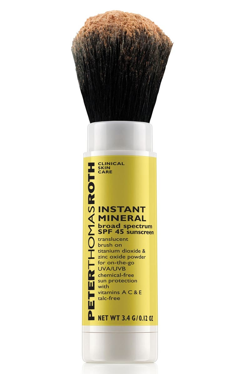 PETER THOMAS ROTH Instant Mineral Broad Spectrum SPF 45 Sunscreen, Main, color, NO COLOR