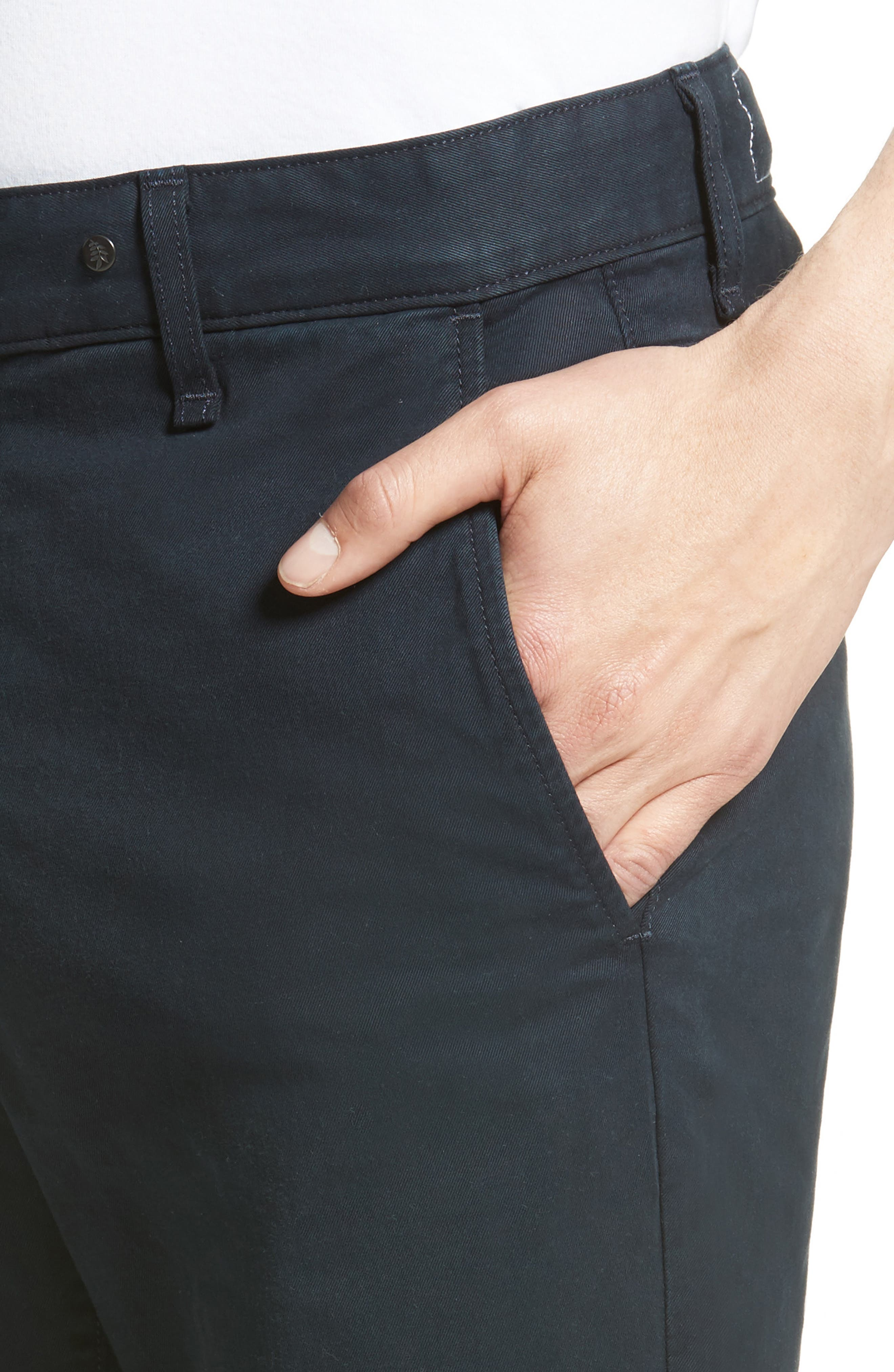 ,                             Fit 2 Slim Fit Chinos,                             Alternate thumbnail 5, color,                             NAVY