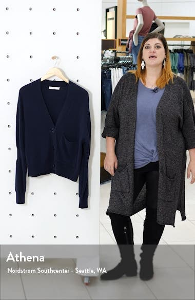Double Cuff Cardigan, sales video thumbnail