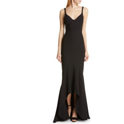Cinq A Sept Sade Gown, Black