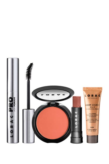 Image of LORAC Live Color: The Festival Essentials 4-Piece Kit