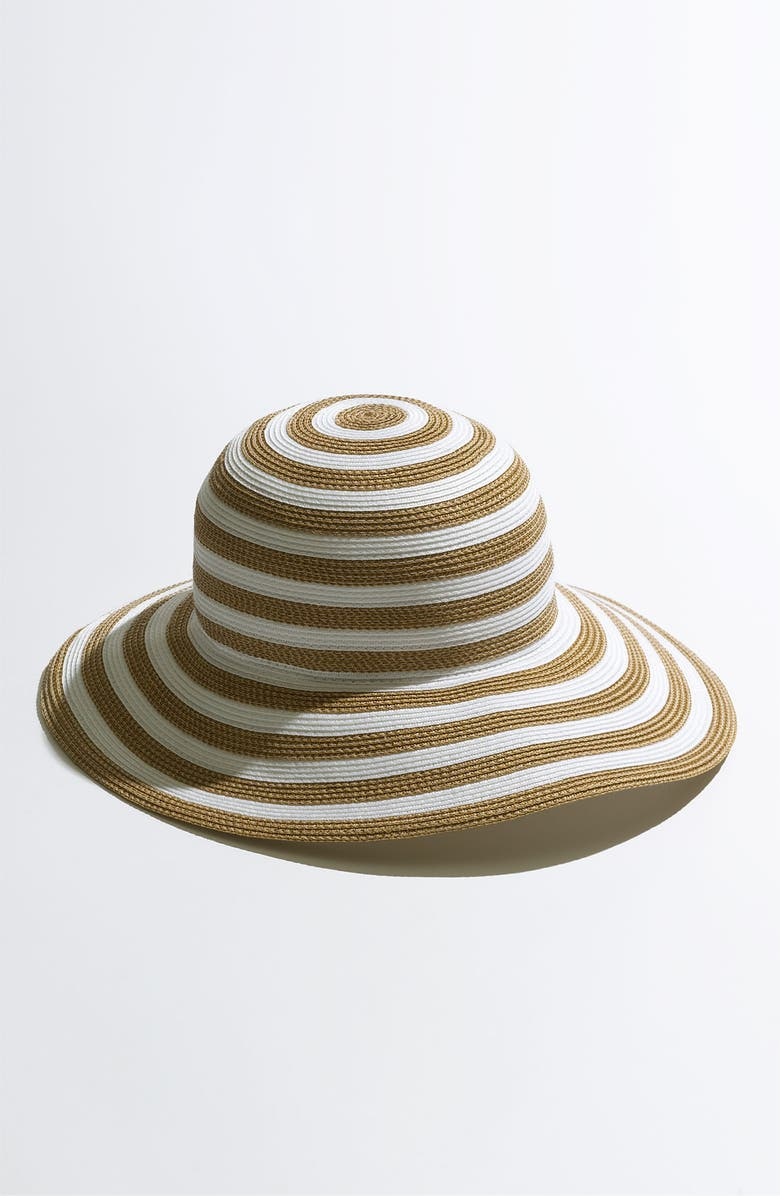ERIC JAVITS 'Squishee<sup>®</sup> IV' Wide Brim Hat, Main, color, 113