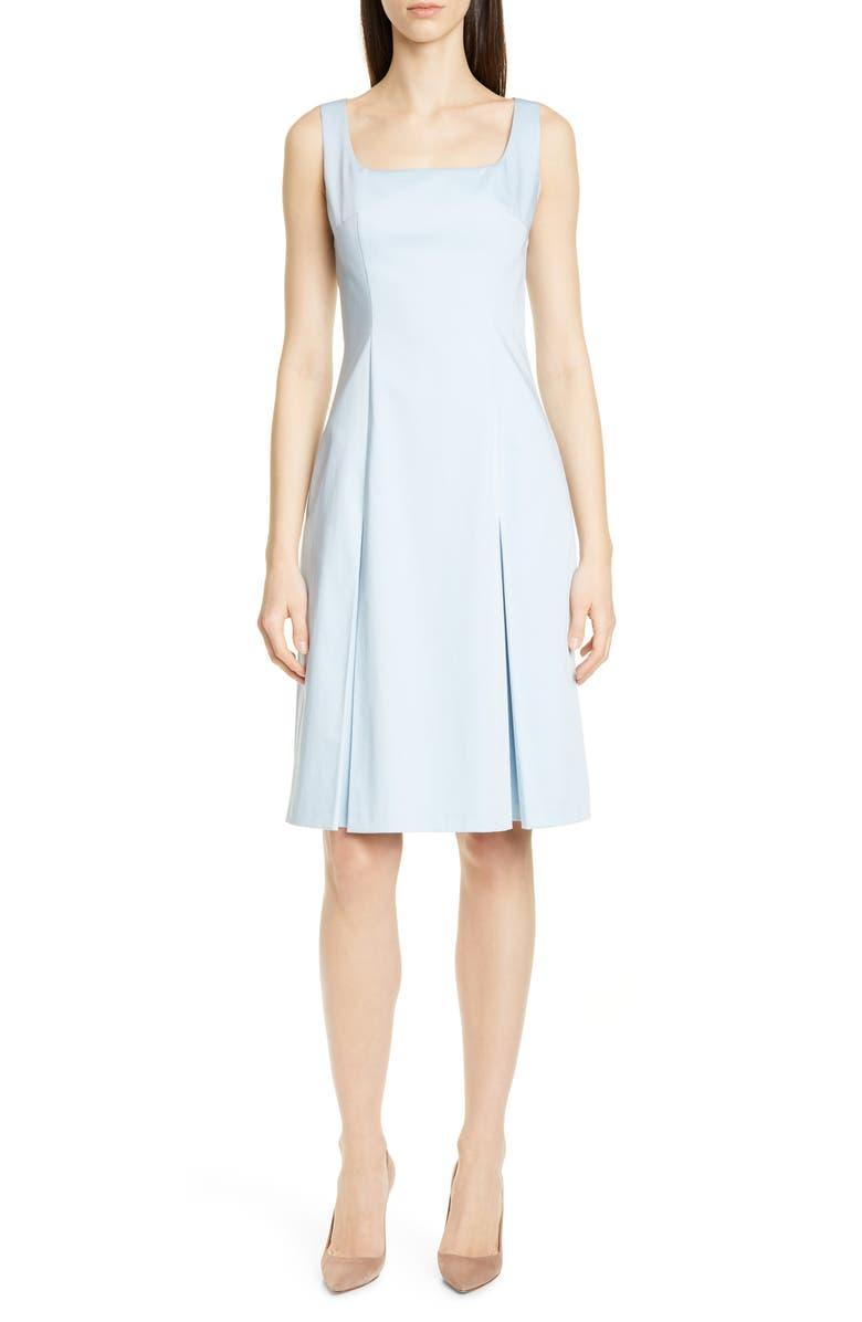 BOSS Dafa Dress, Main, color, 417