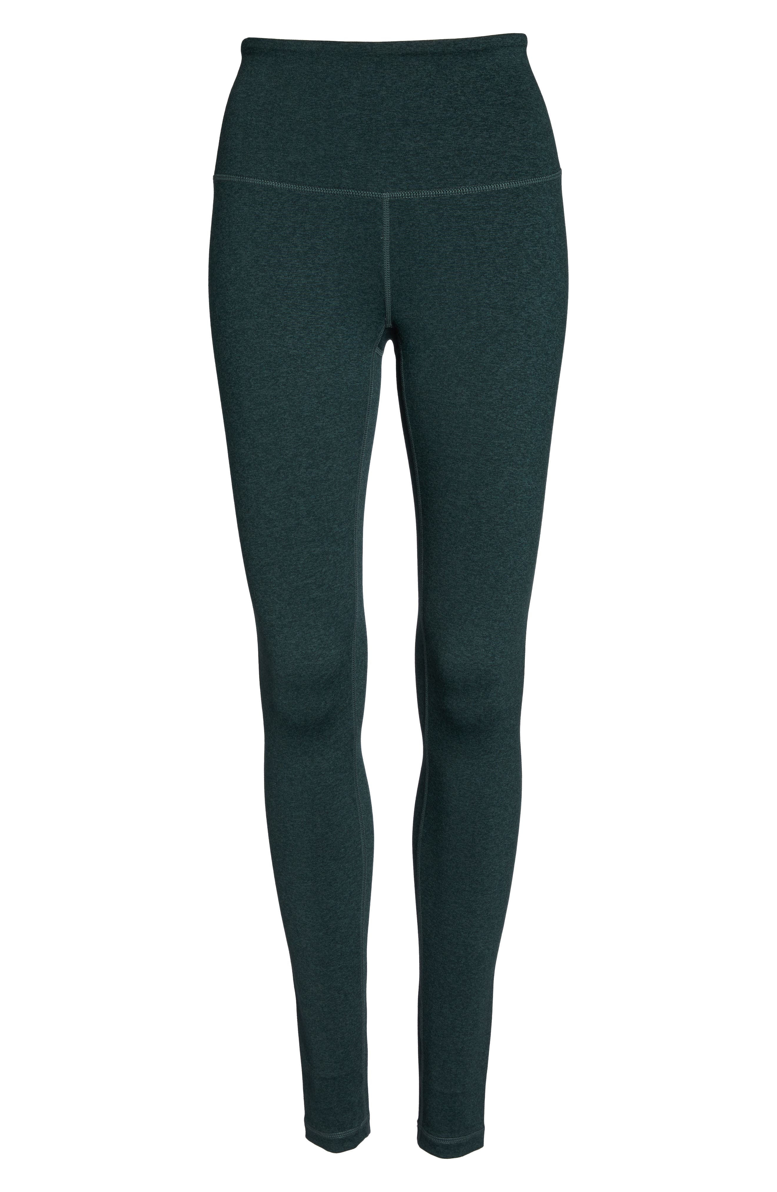 ,                             Live In High Waist Leggings,                             Alternate thumbnail 7, color,                             GREY URBAN GREEN GABLES CD
