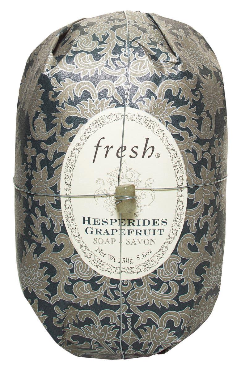 FRESH<SUP>®</SUP> Hesperides Grapefruit Oval Soap, Main, color, NO COLOR
