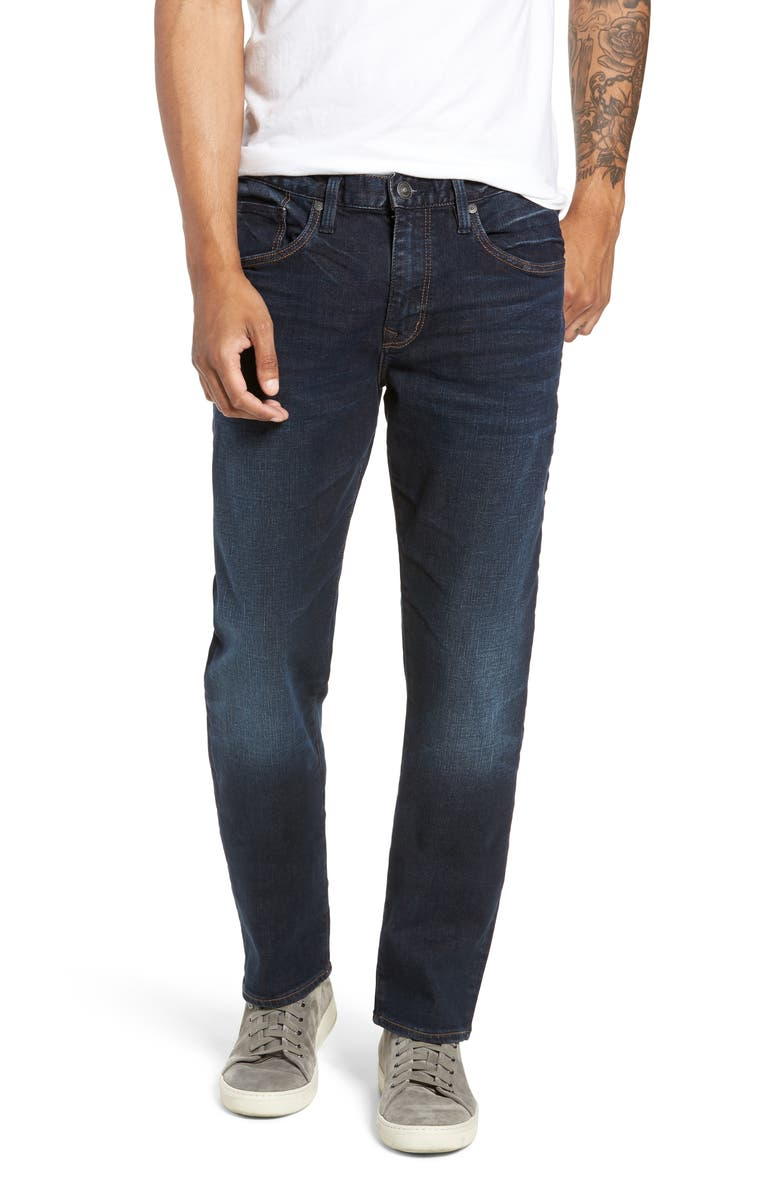 SILVER JEANS CO. Kenaston Slim Fit Jeans, Main, color, INDIGO
