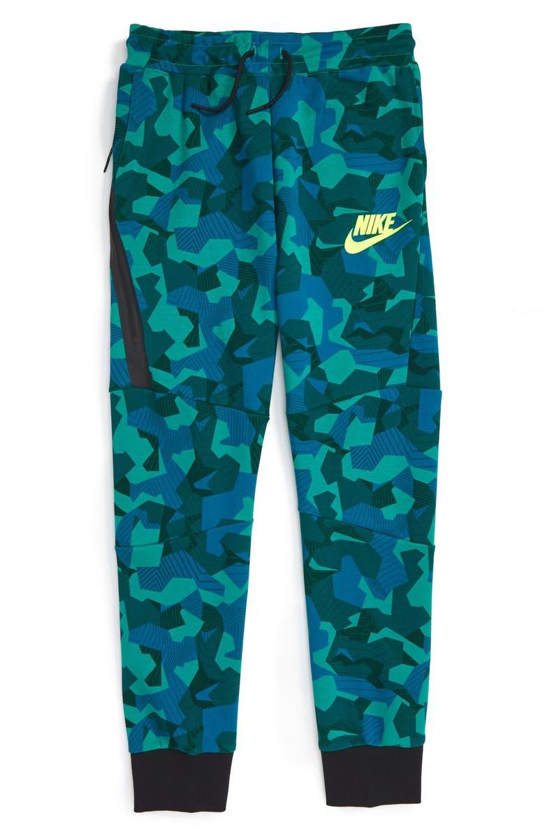 041e83e2b5df7 Nike Sportswear Tech Fleece Pants (Little Boys & Big Boys)   Nordstrom