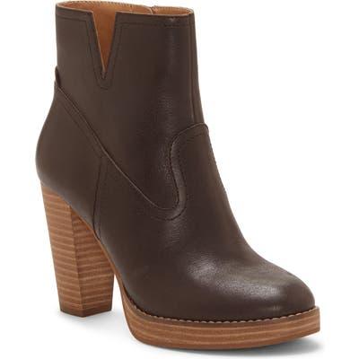 Lucky Brand Quintei Boot- Brown