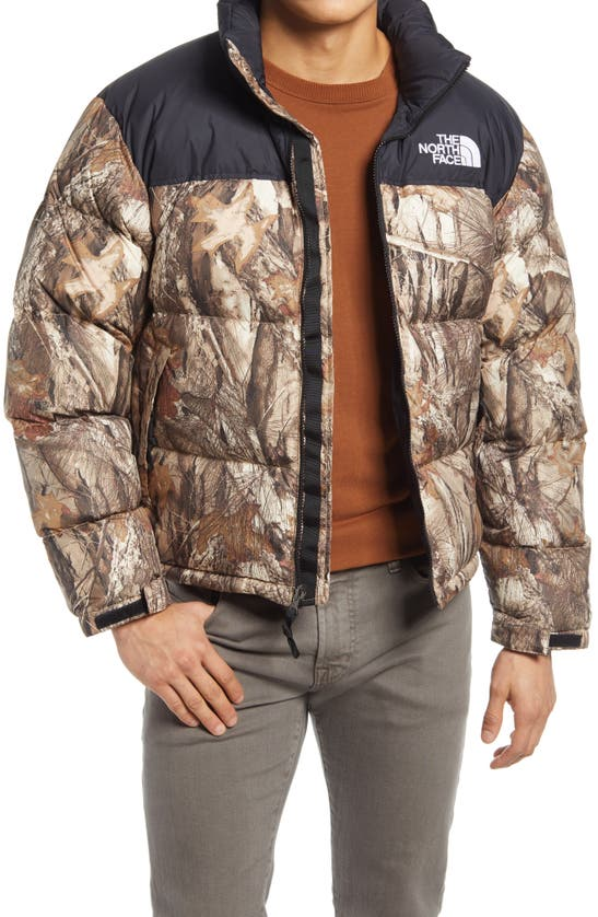 The North Face Downs 1996 RETRO NUPTSE WATER RESISTANT DOWN PUFFER JACKET