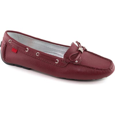 Marc Joseph New York Cypress Hill Loafer- Red