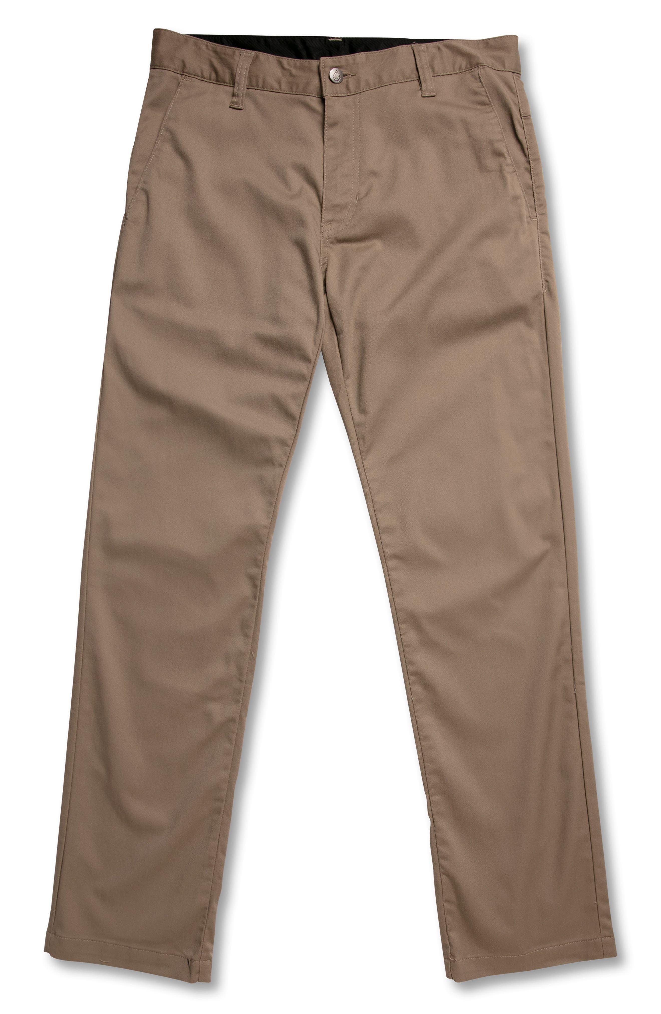 Image of Volcom Monty Slim Fit Pants