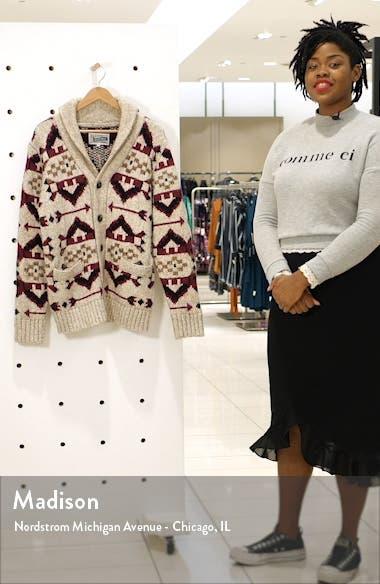 Southwestern Motif Sweater, sales video thumbnail