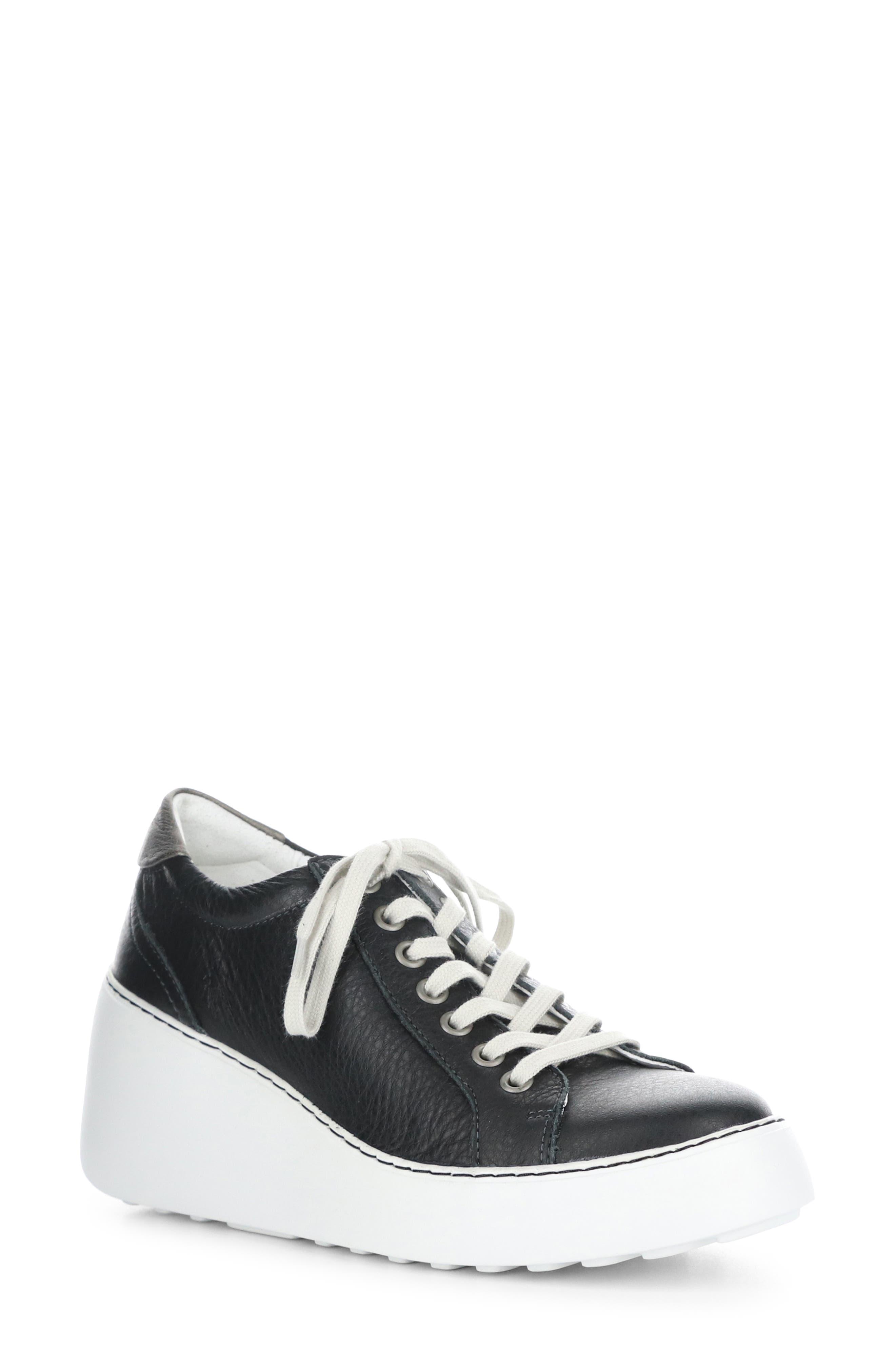 Dile Wedge Sneaker