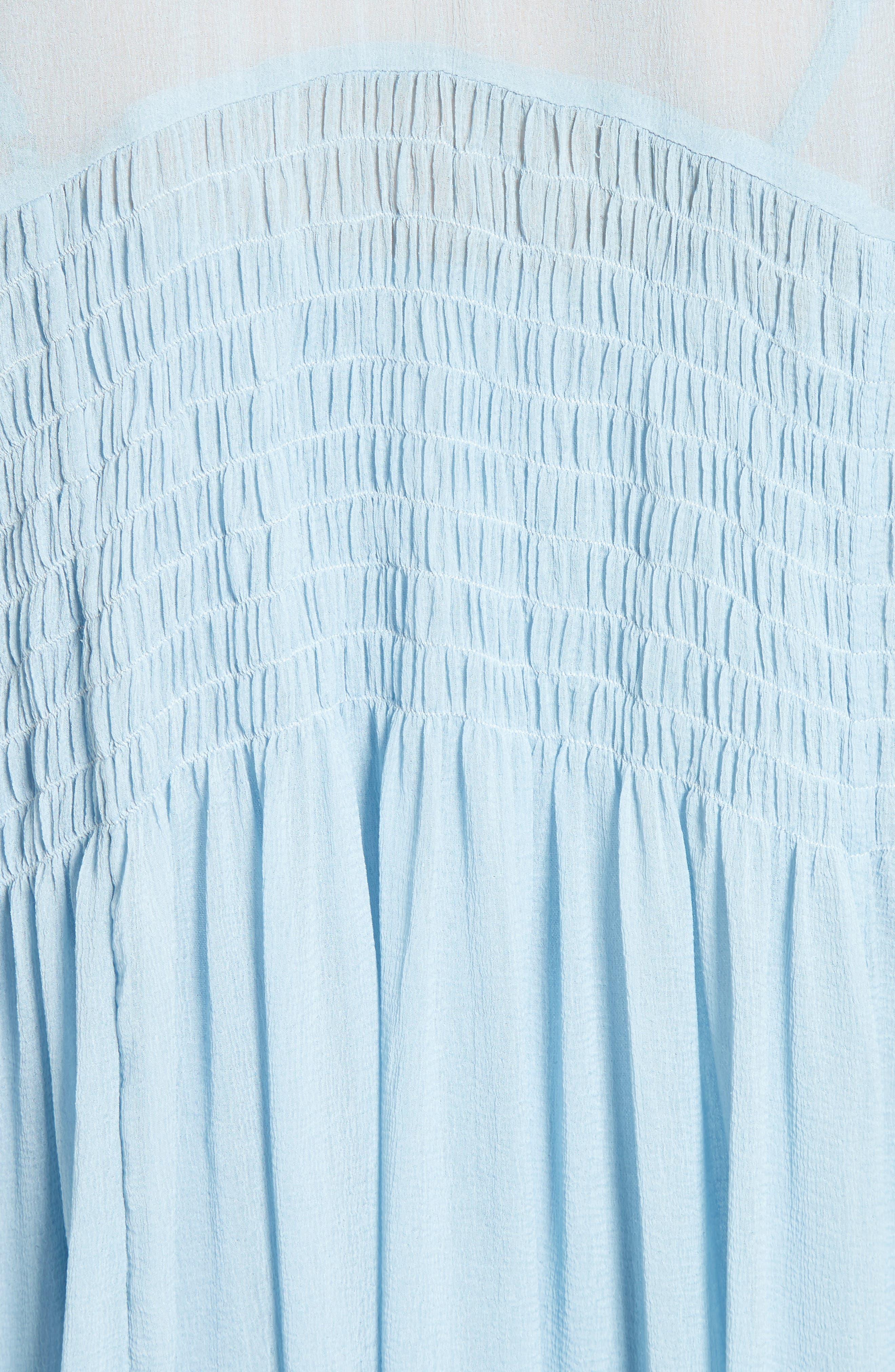 ,                             Lini Babydoll Dress,                             Alternate thumbnail 12, color,                             400