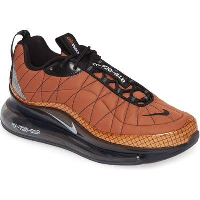 Nike Mx-720-818 Sneaker, Metallic