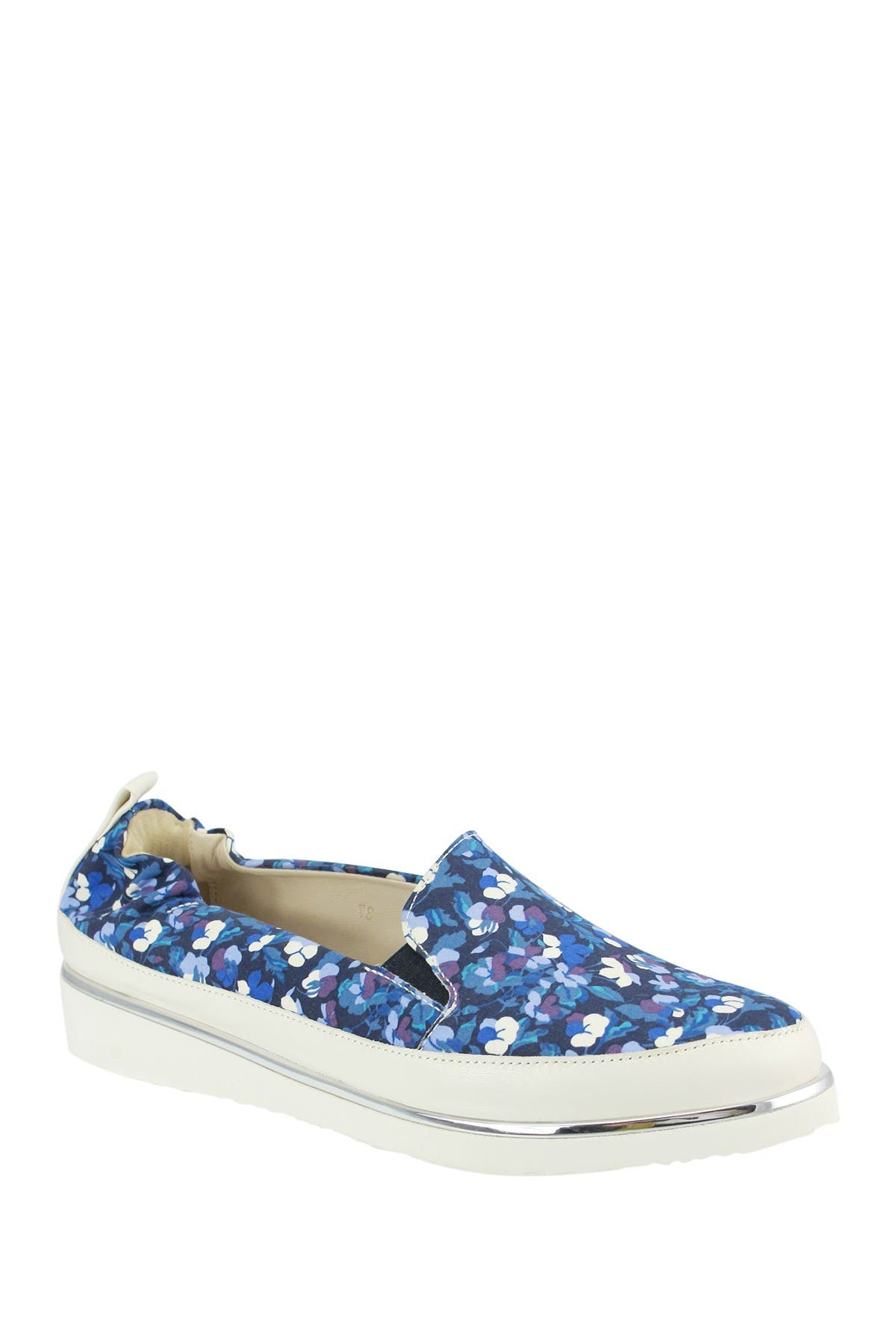 Image of RON WHITE Nell Floral Slip-On Sneaker