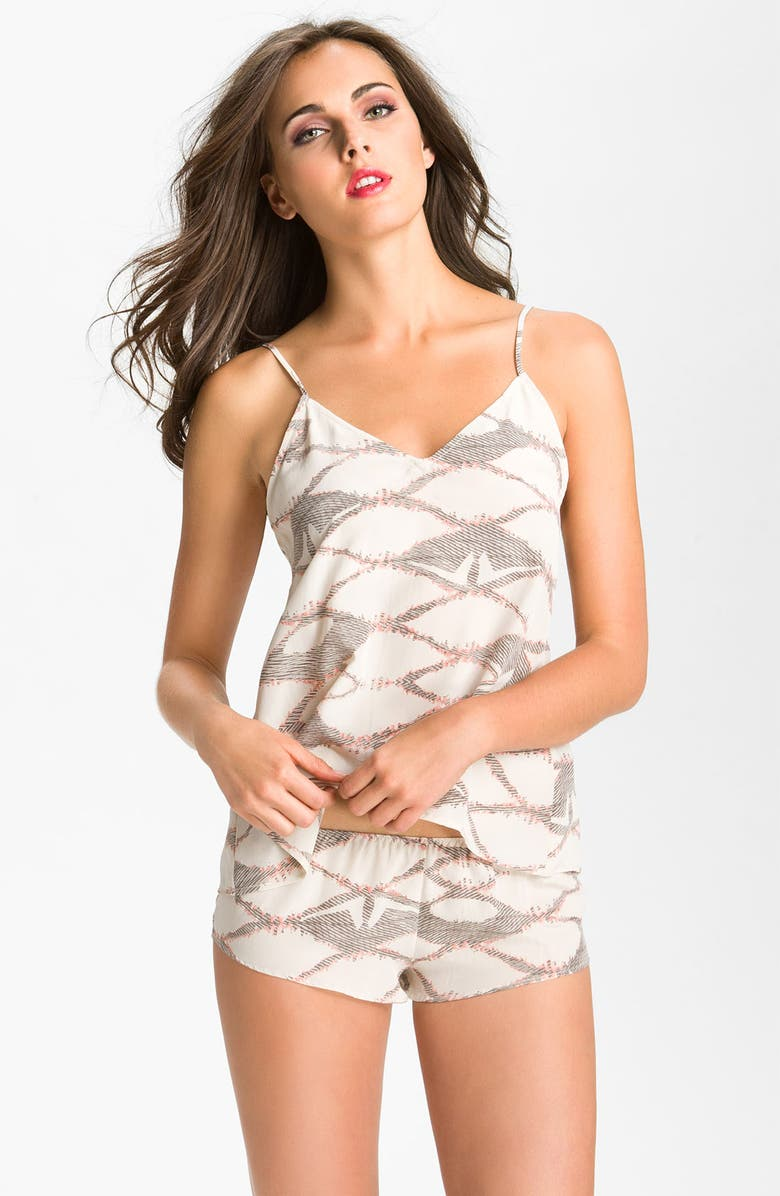LA FEE VERTE 'Labyrinth' Pajamas, Main, color, 101
