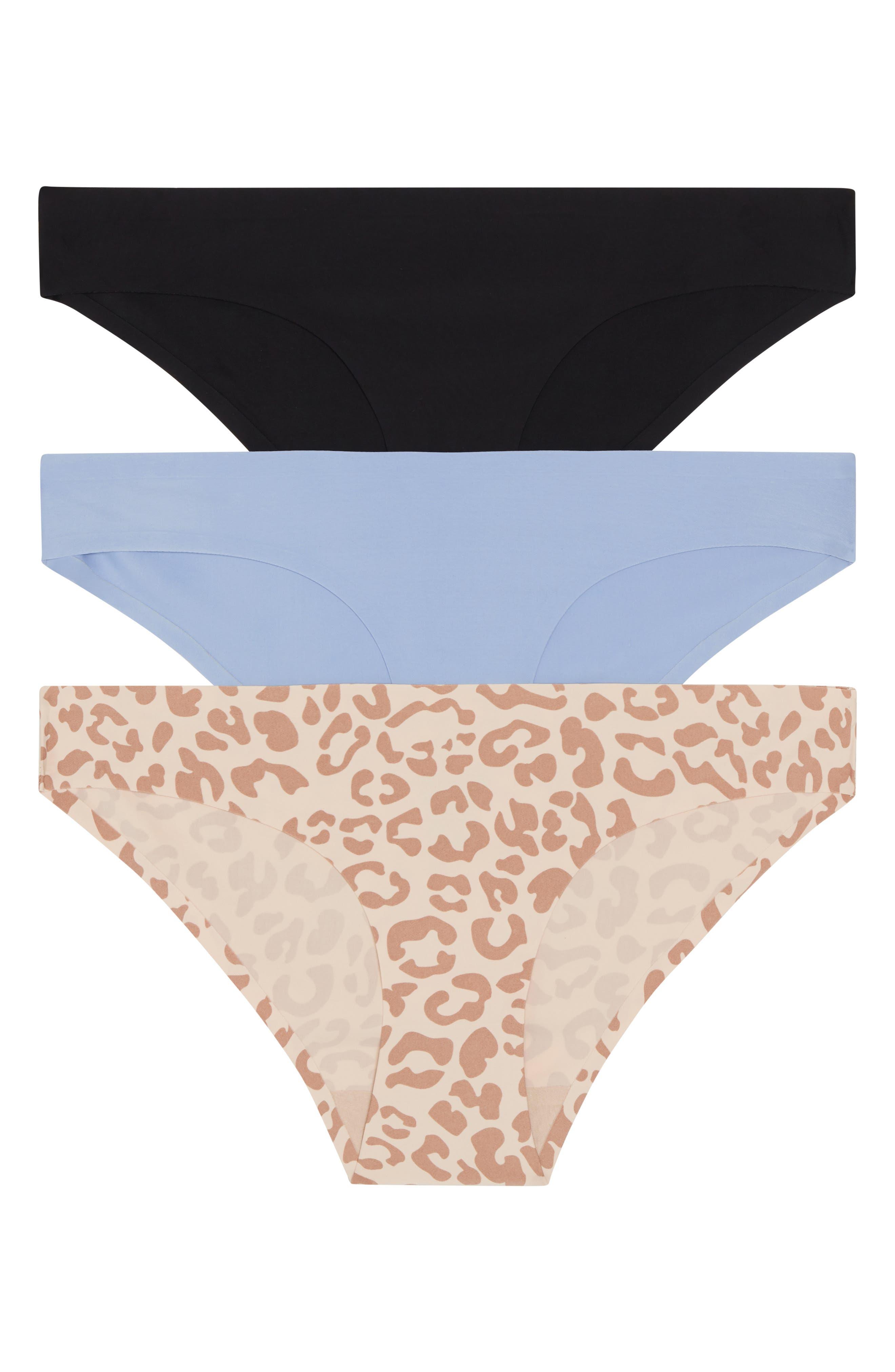 Skinz 3-Pack Hipster Panties