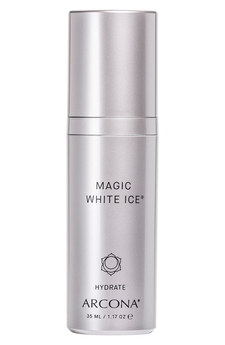 ARCONA Magic White Ice Daily Hydrating Gel Moisturizer, Main, color, NO COLOR