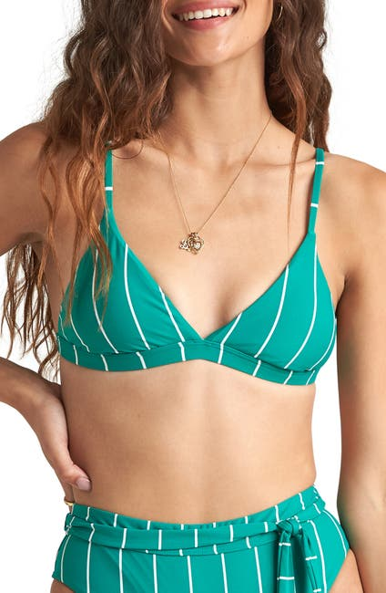 Image of Billabong Emerald Bay Fix Triangle Bikini Top