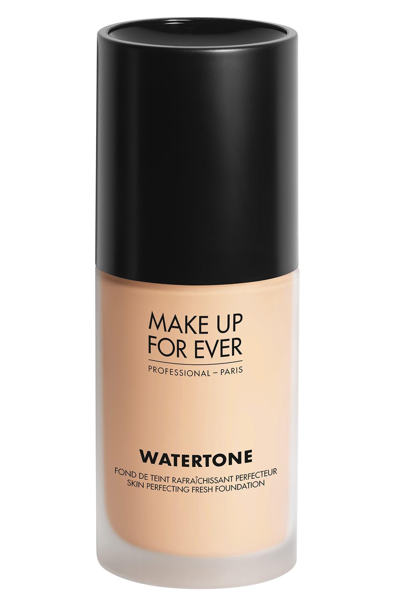 Watertone Skin-Perfecting Tint Foundation