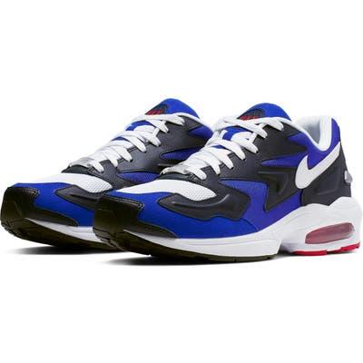 Nike Air Max2 Light Sd Sneaker, Blue