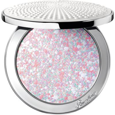 Guerlain Meteorites Voyage Illuminating & Correcting Refillable Powder Compact -