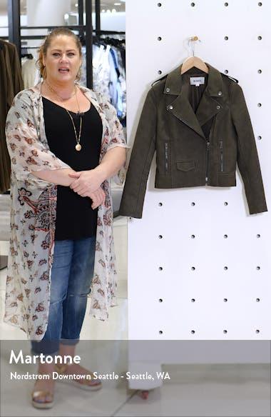 Ain't It Cool Faux Leather Jacket, sales video thumbnail
