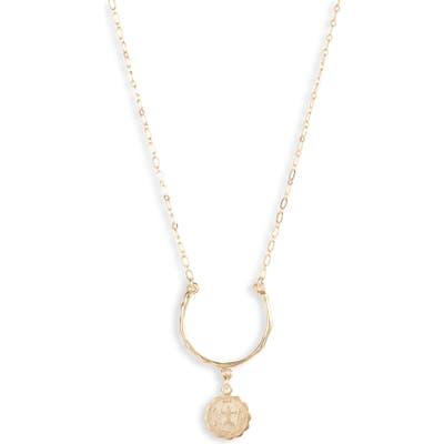 Bracha Zodiac Pendant Necklace