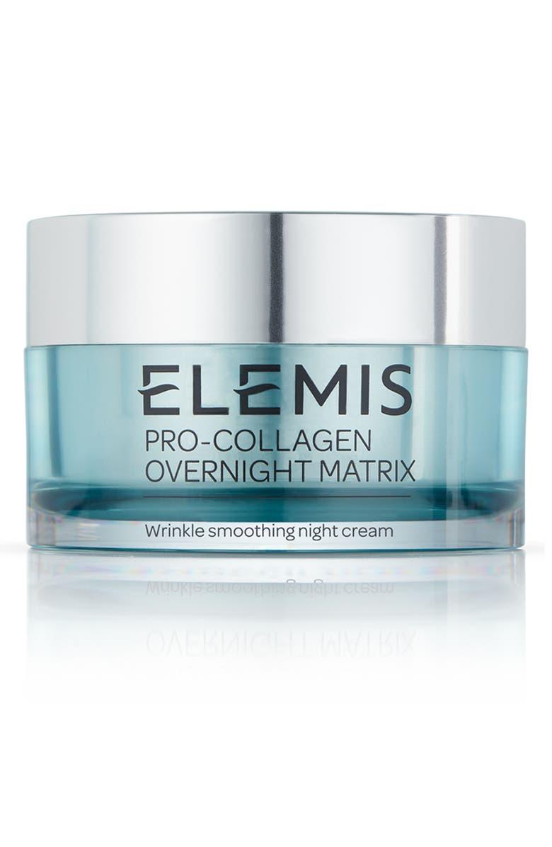 ELEMIS Pro-Collagen Overnight Matrix Cream, Main, color, NO COLOR