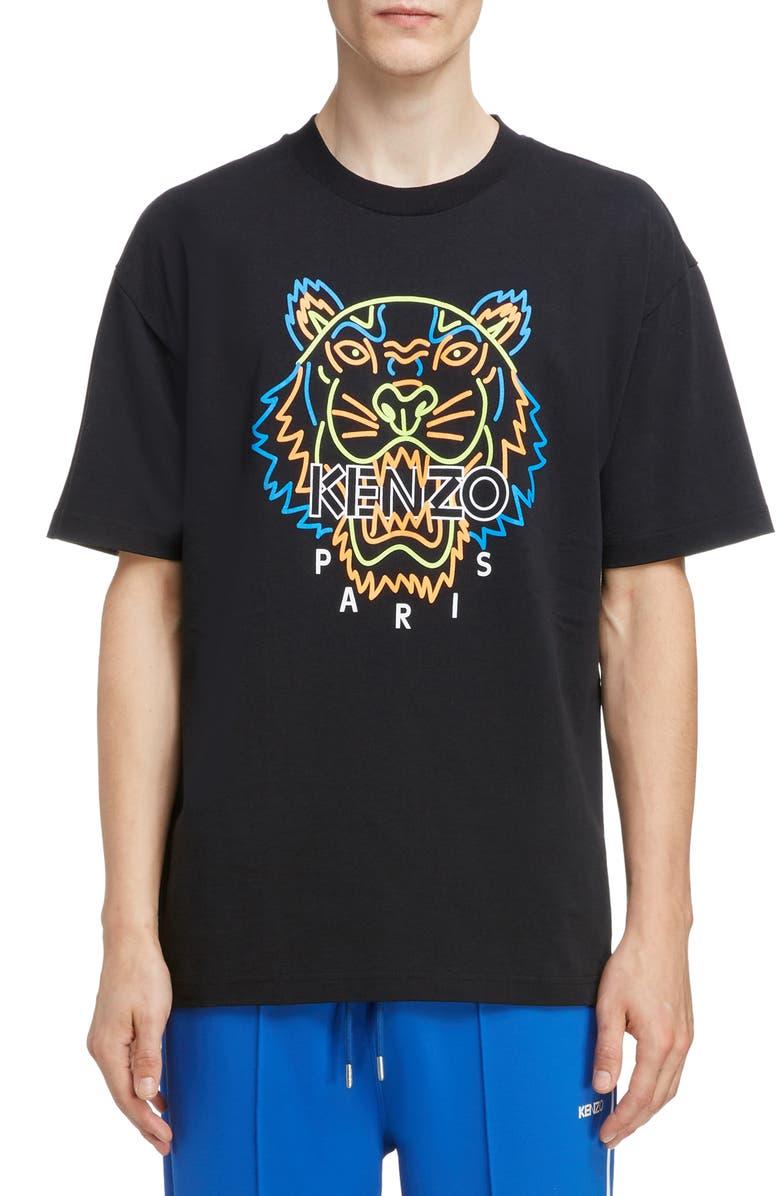 Kenzo Graphic T Tiger ShirtNordstrom Neon qSMGULpjzV