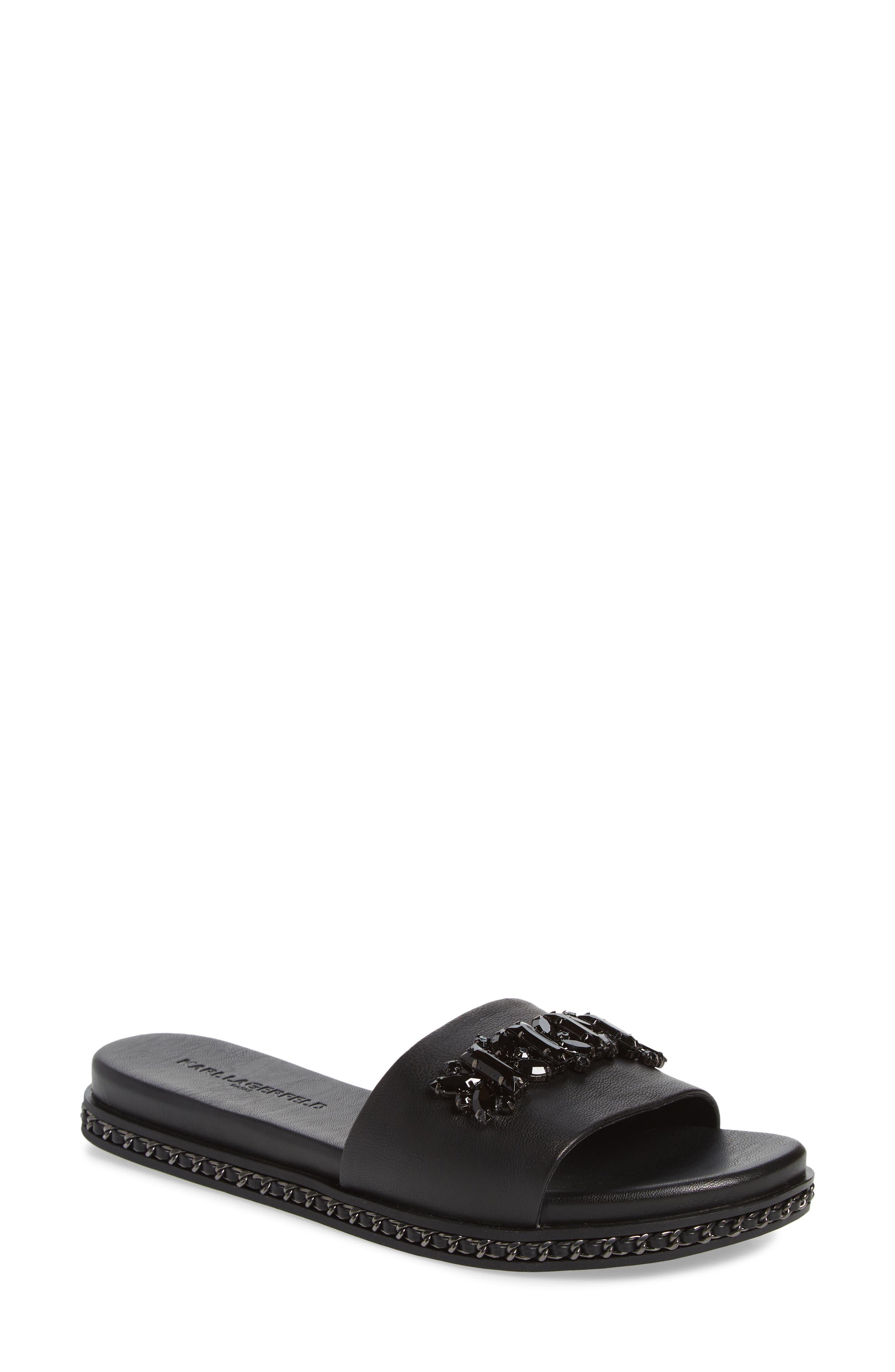 Bijou Slide Sandal