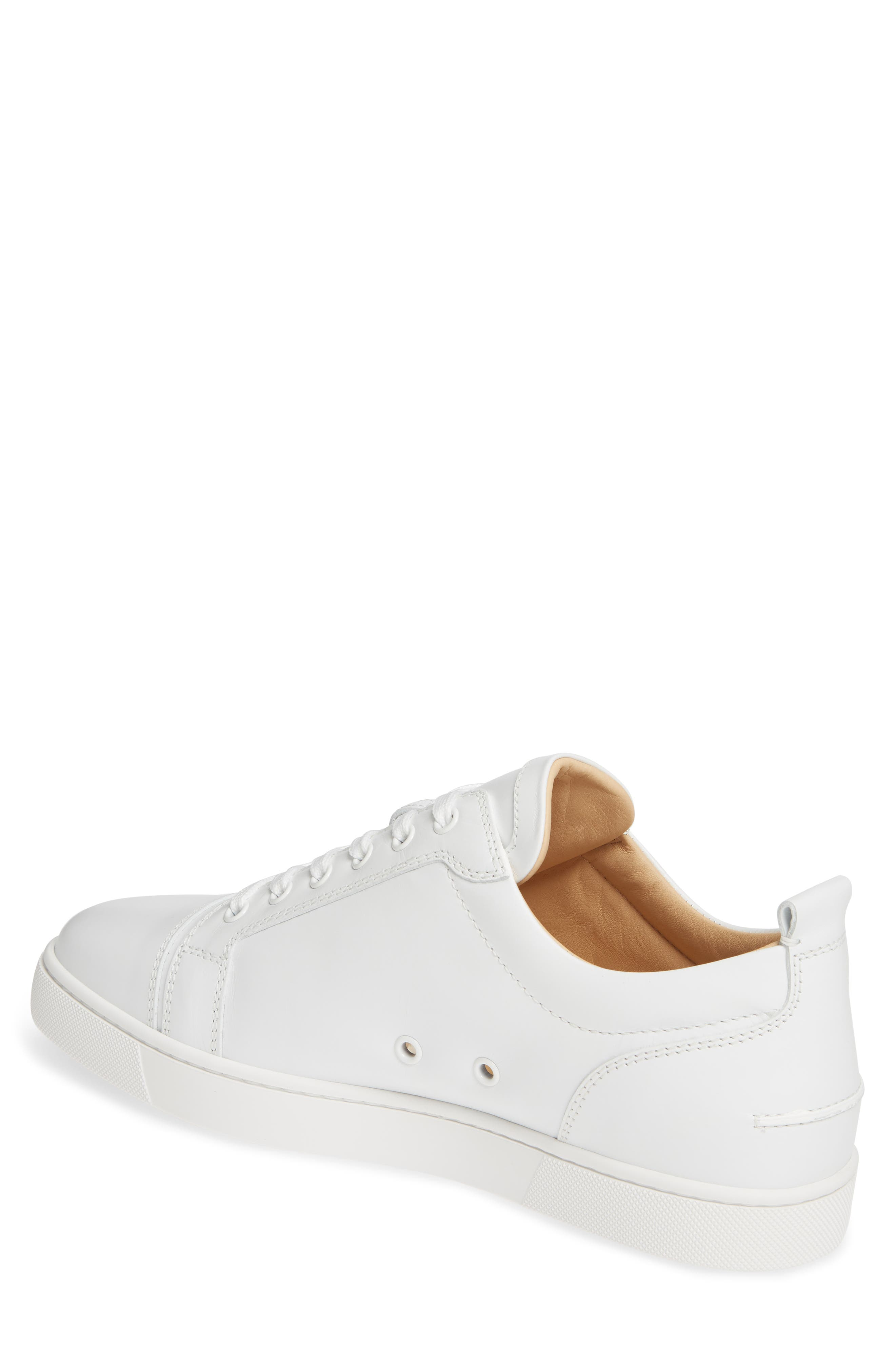 ,                             Louis Junior Low Top Sneaker,                             Alternate thumbnail 2, color,                             WHITE