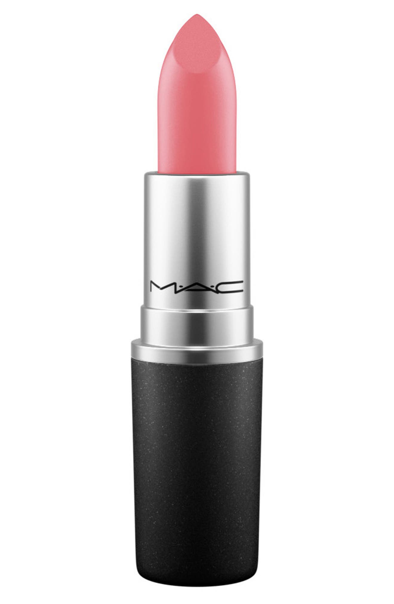 ,                             MAC Strip Down Nude Lipstick,                             Main thumbnail 750, color,                             722