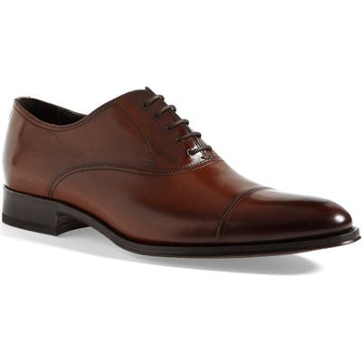 To Boot New York Brandon Cap Toe Oxford N - Brown (Nordstrom Exclusive)