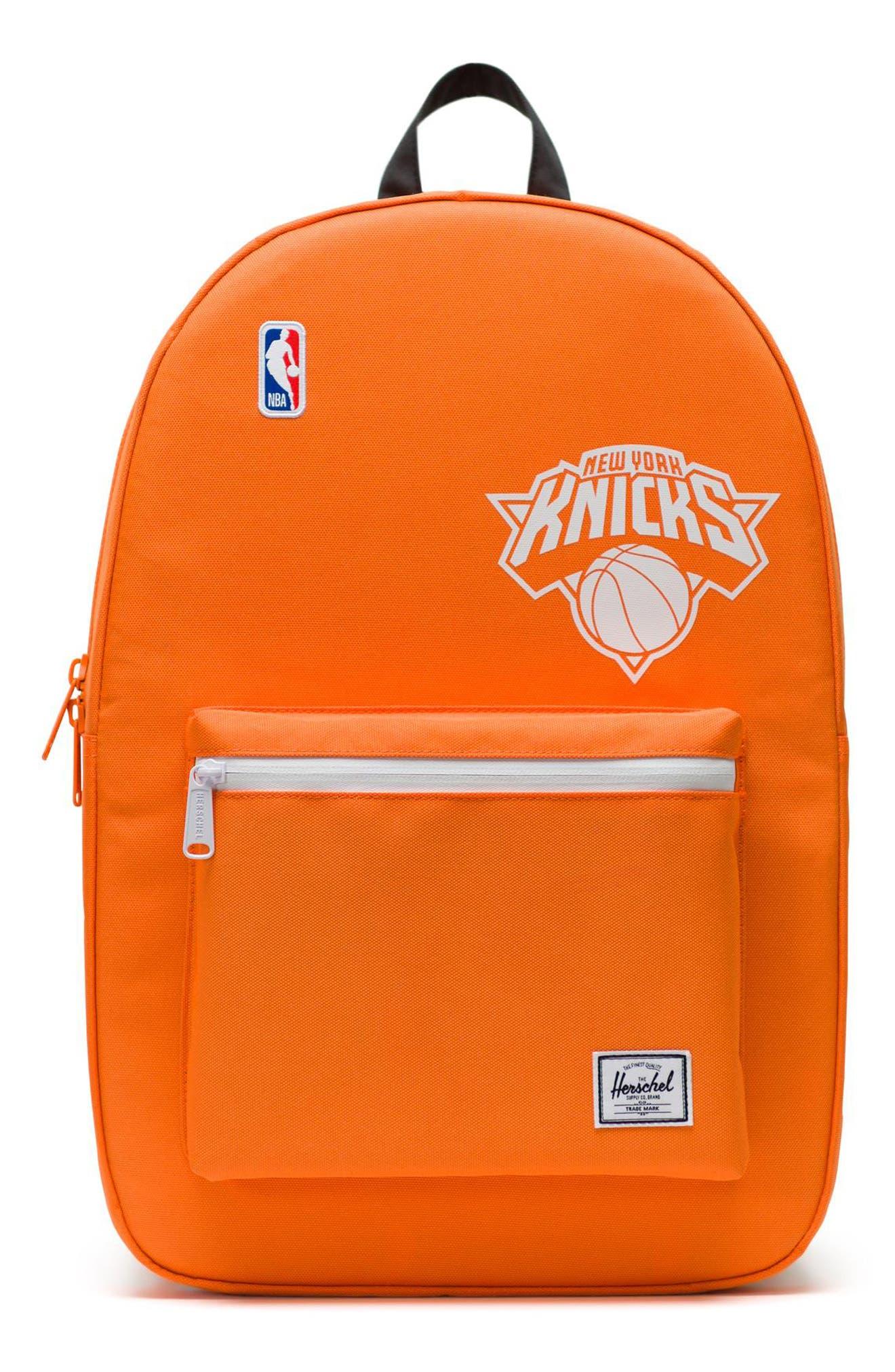 Herschel Supply Co. Settlement Nba Champions 15-Inch Laptop Backpack - Orange