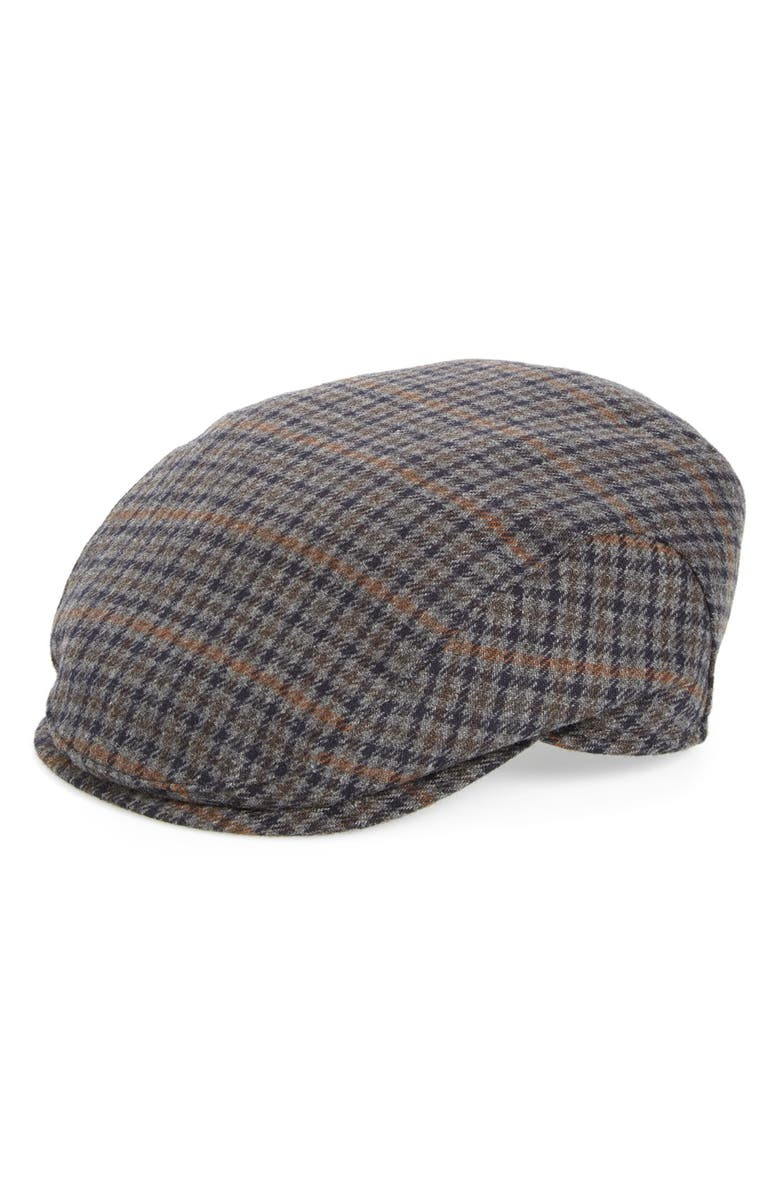 b8ff8db5a Wigens Tweed Driving Cap with Earflaps | Nordstrom