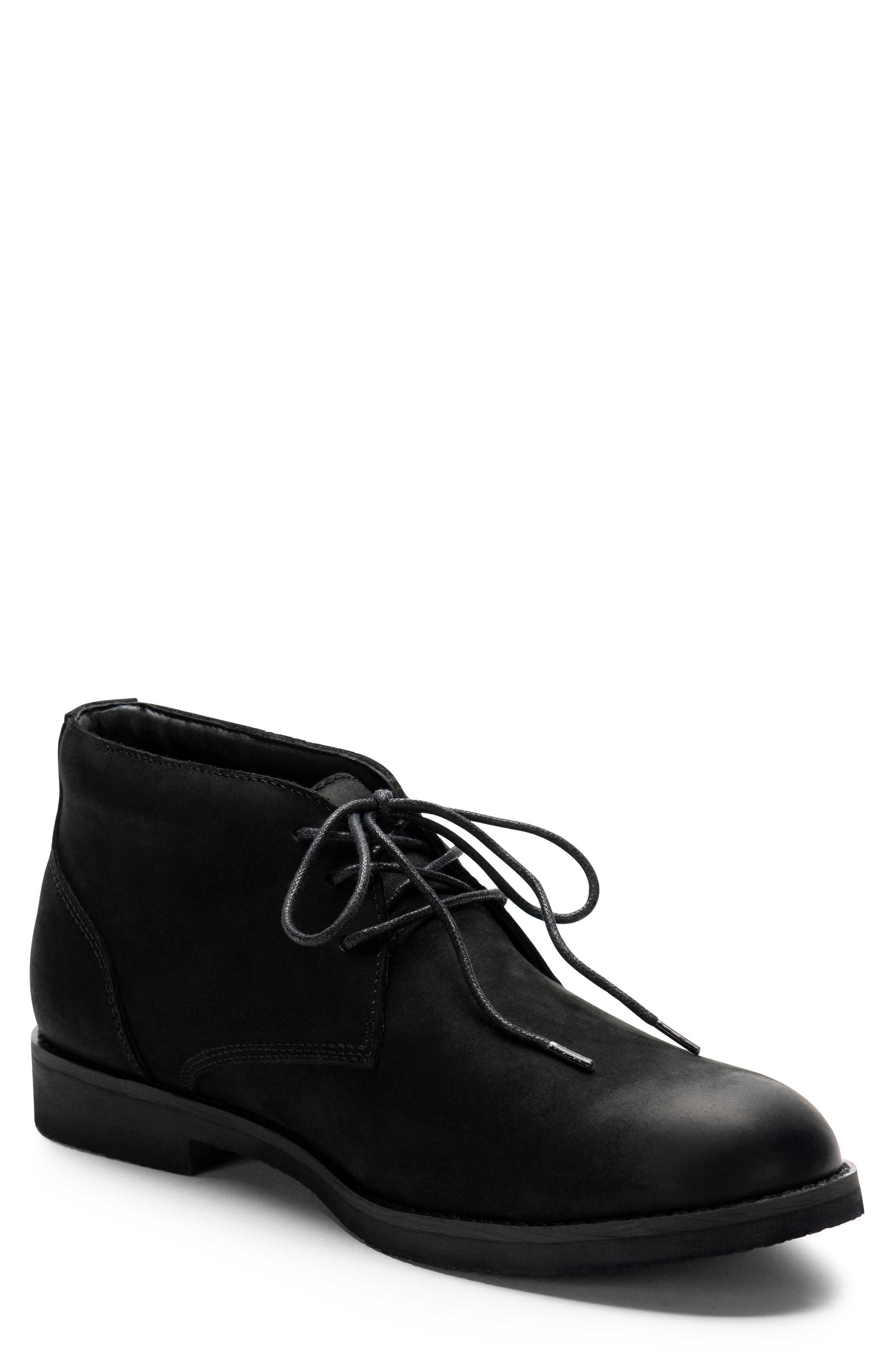 Blondo Gary Waterproof Chukka Boot, Black