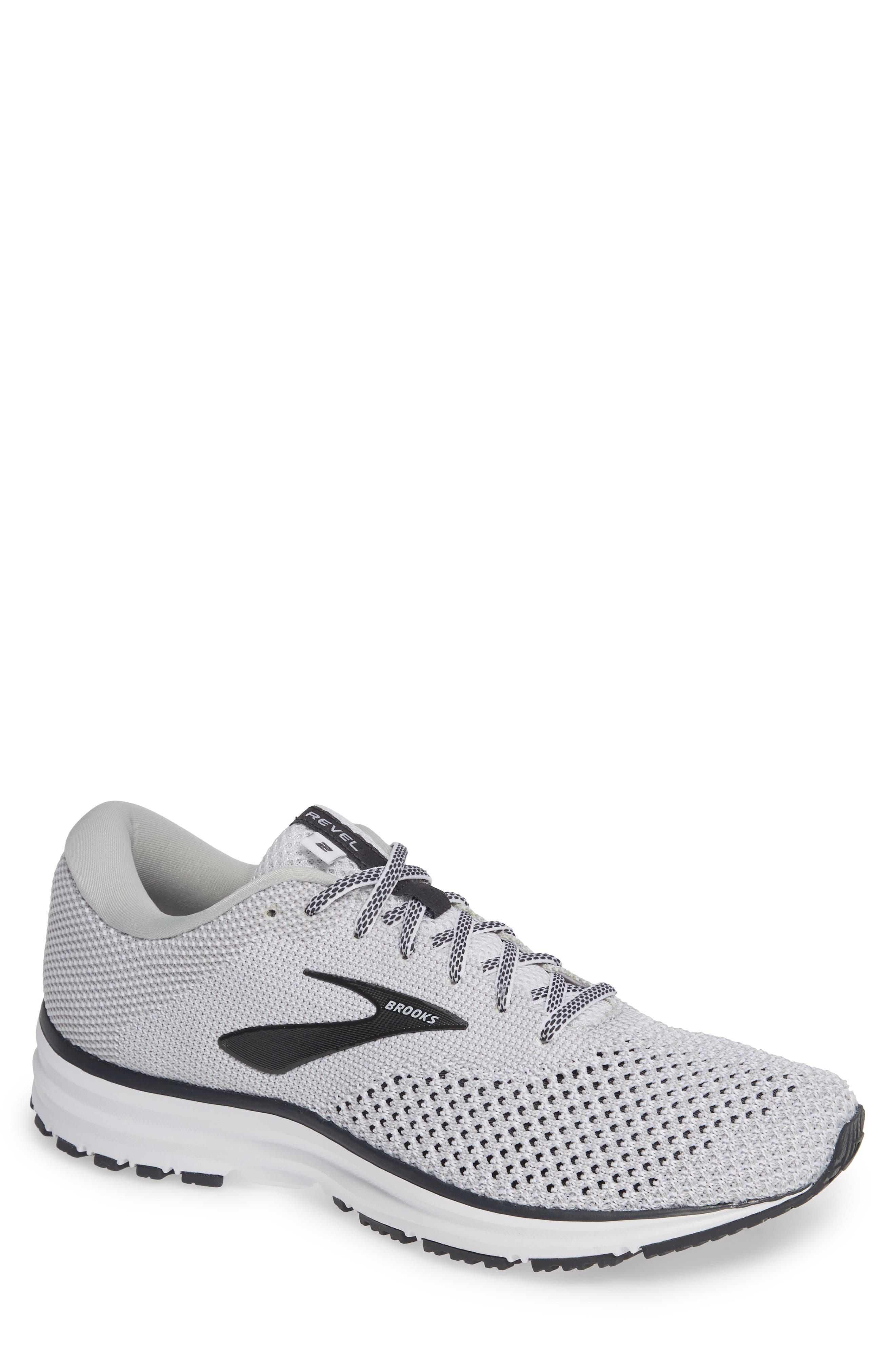 Brooks Revel 2 Running Shoe - White