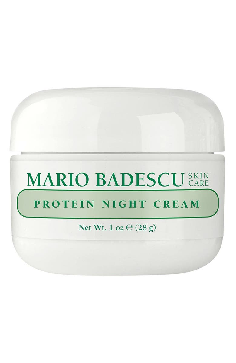 MARIO BADESCU Protein Night Crème, Main, color, NO COLOR