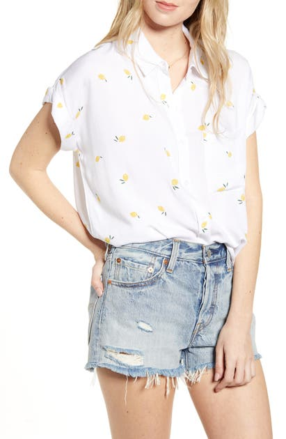 Rails T-shirts WHITNEY PRINT SHIRT