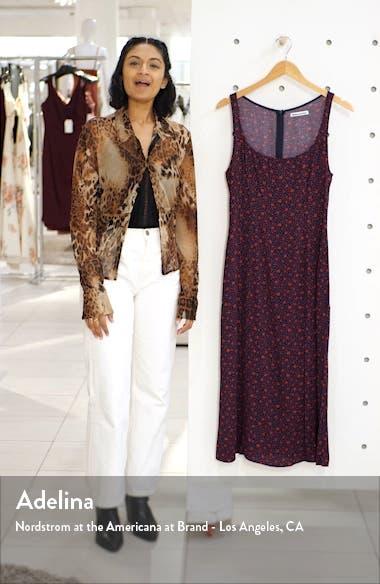 Gilmore Sleeveless Midi Dress, sales video thumbnail