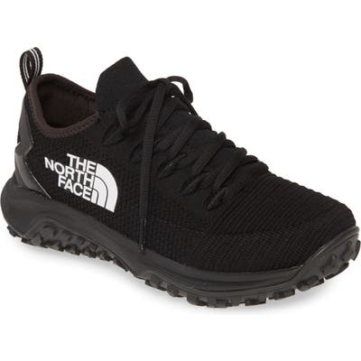 The North Face Truxel Hiking Sneaker- Black