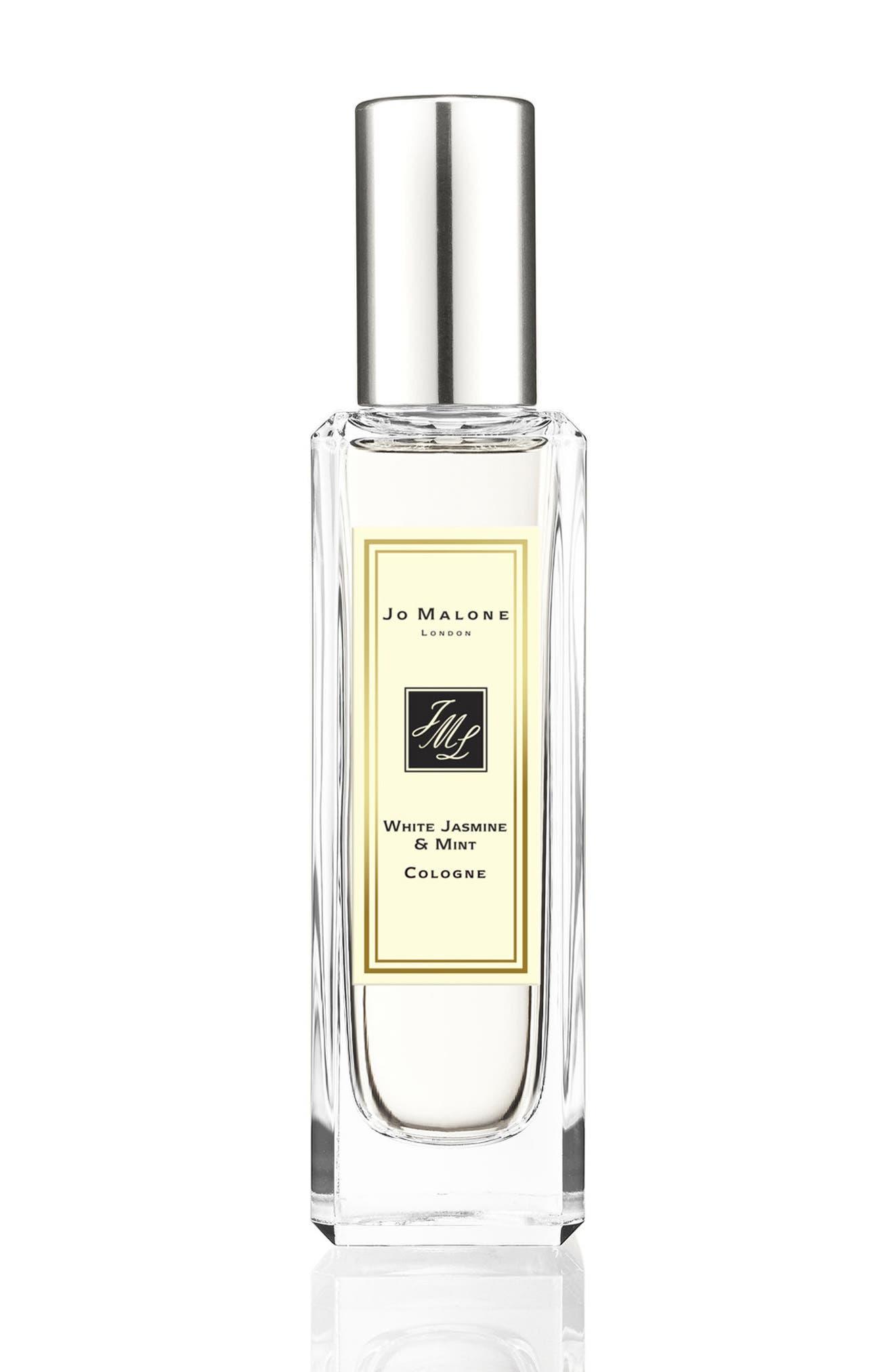 White Jasmine & Mint Cologne, Main, color, 000