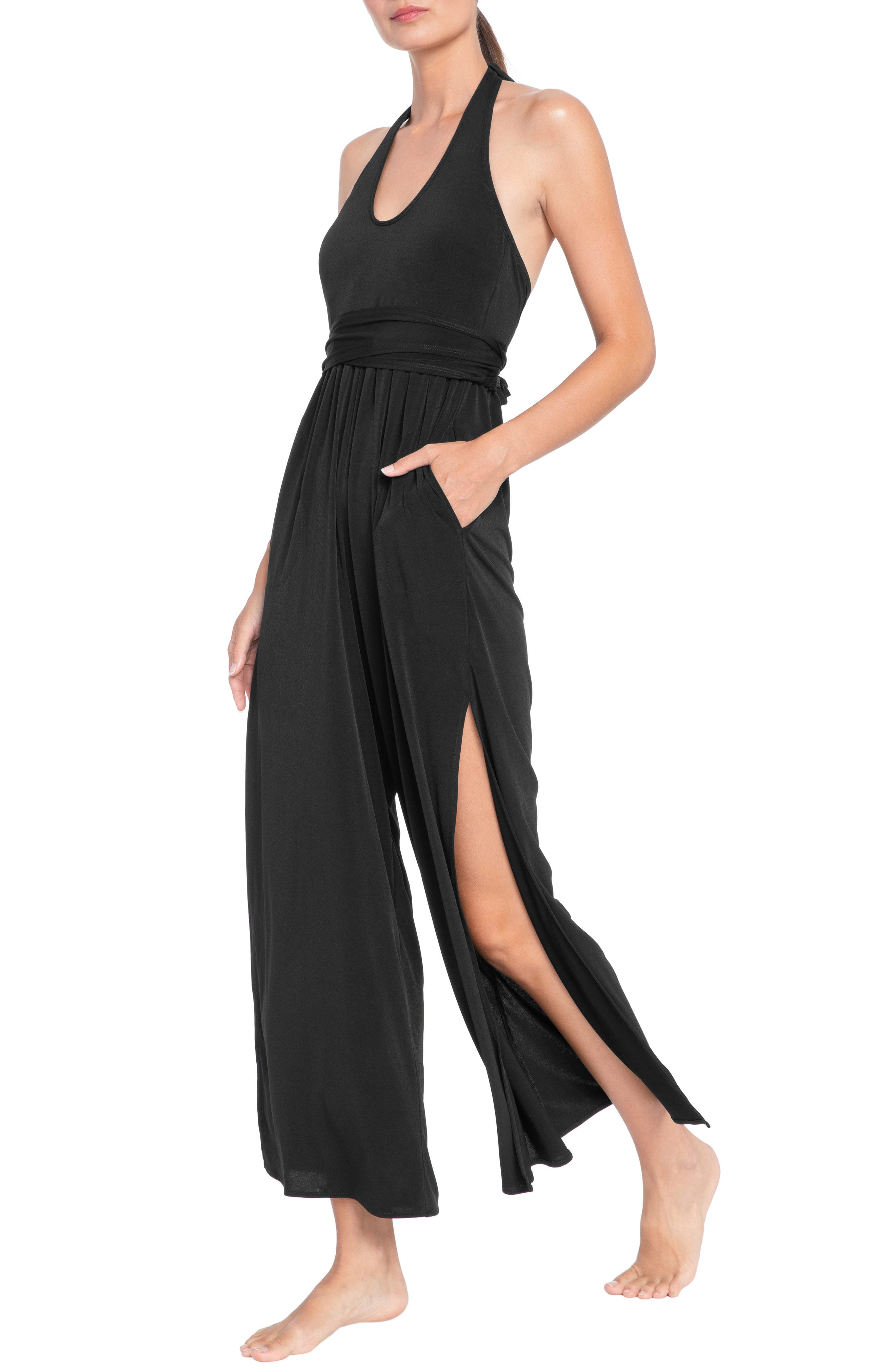 Image of Robin Piccone Cover-Up Jumpsuit