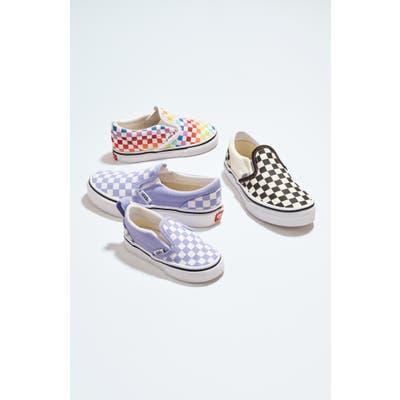Vans Classic Checker Slip-On