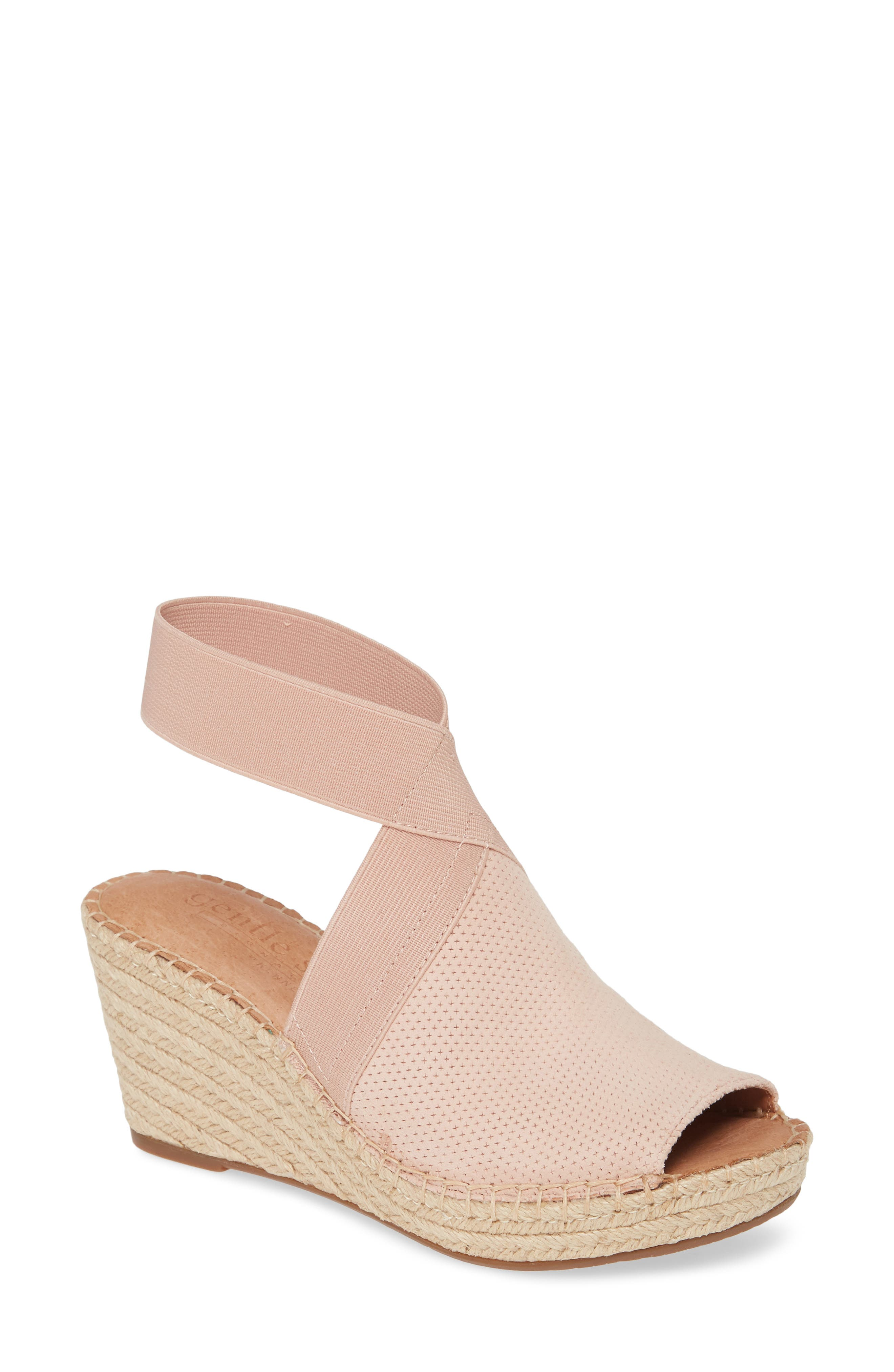 Gentle Souls Signature Colleen Espadrille Wedge (Women)